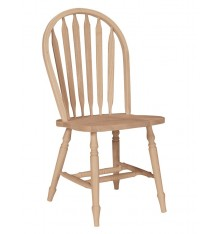 Arrowback Windsor Turned Leg Chair