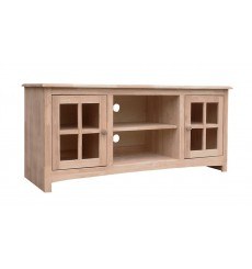 [54 Inch] Franklin Entertainment Center (unfinished)