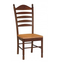 Bedford Ladderback Side Chairs (unfinished)