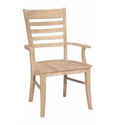Roma Side Chair (unfinished)