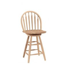 Arrowback Windsor Swivel Counter Stool (for idea purposes)