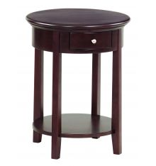 [20 Inch] Inch] McKenzie Round Side Tables