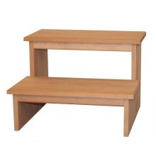[20 Inch] Shaker 2 Step Stool