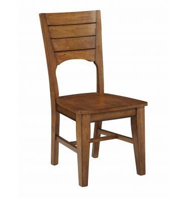 Canyon Full Side Chair (pecan)