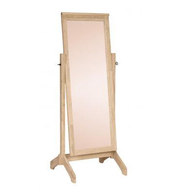 [23 Inch] Lancaster Cheval Mirror