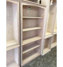 Red River Oak Bookcase