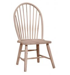 Tall Windsor Side Chair (unfinished)