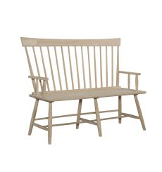 BE-2904A Tall Windsor Bench