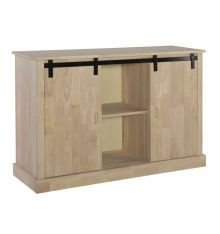 TV-64AB Jane Barn Door TV Console