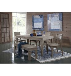 [66 Inch] Aspen Dining Table