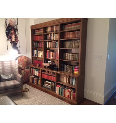 Large Bookcase Group