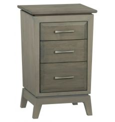 Ellison Small 3-Drawer Nightstand