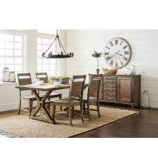 Farmhouse Chic Dining Chairs