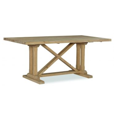 [72 Inch] Alexa Trestle Dining Table