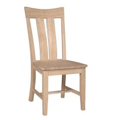 Ava Chair (Unfinished)
