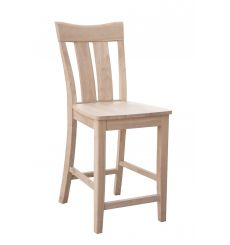 Ava Counter Stool (unfnished)