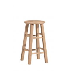 Round Top Counter Stool
