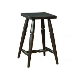 Counter Square Top Stool (unfinished)