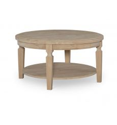 [38 Inch] Vista Round Coffee Table