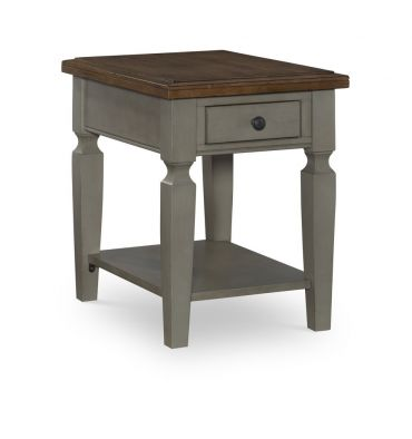 [18 Inch] Vista End Table