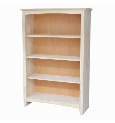 [48 Inch] Shaker Bookcases