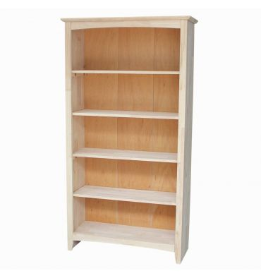 [60 Inch] Shaker Bookcases