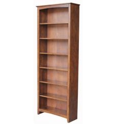 [84 Inch] Shaker Bookcases