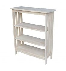 [36 Inch] Mission Bookcase