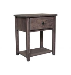 [25 Inch] Fulton 1 Drawer Nightstand (finished for idea purposes)