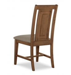 Prevail Side Chairs (front, upholstered, bourbon)
