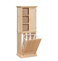 [25 Inch] Laundry Cabinet