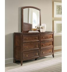 [38 Inch] Charleston Mirror (unfinished, dresser not included)